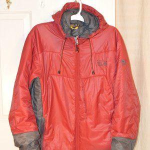Mountain Hardwear Super Compressor Belay jacket Lg